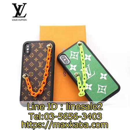 Louis Vuitton iphone11Proケース レザー