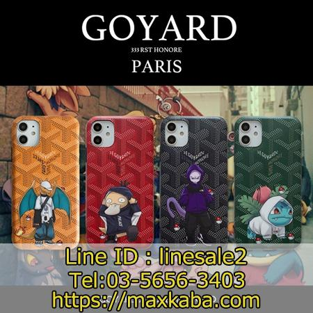 Goyard iphone11proケース