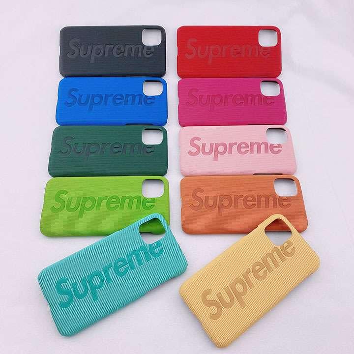 シュプリーム iphone12ケース