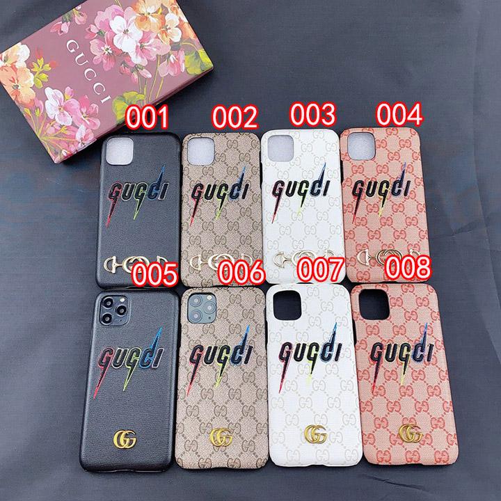 Gucci アイフォン12pro maxスマホケース グッチ 3D刺繍 iphone12携帯カバー 定番柄 高品質 iphone12proケース GG金具ロゴ柄 ユニーク アイフォン12miniカバー メンズ レディース
