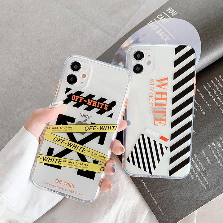 オフホワイト iphone12ケース
