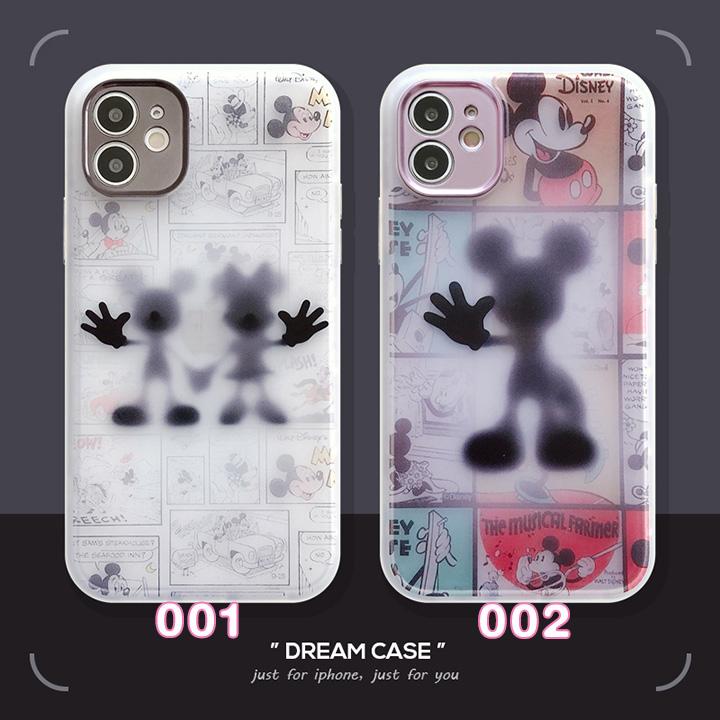 ディズニー iphone12ケース mickey