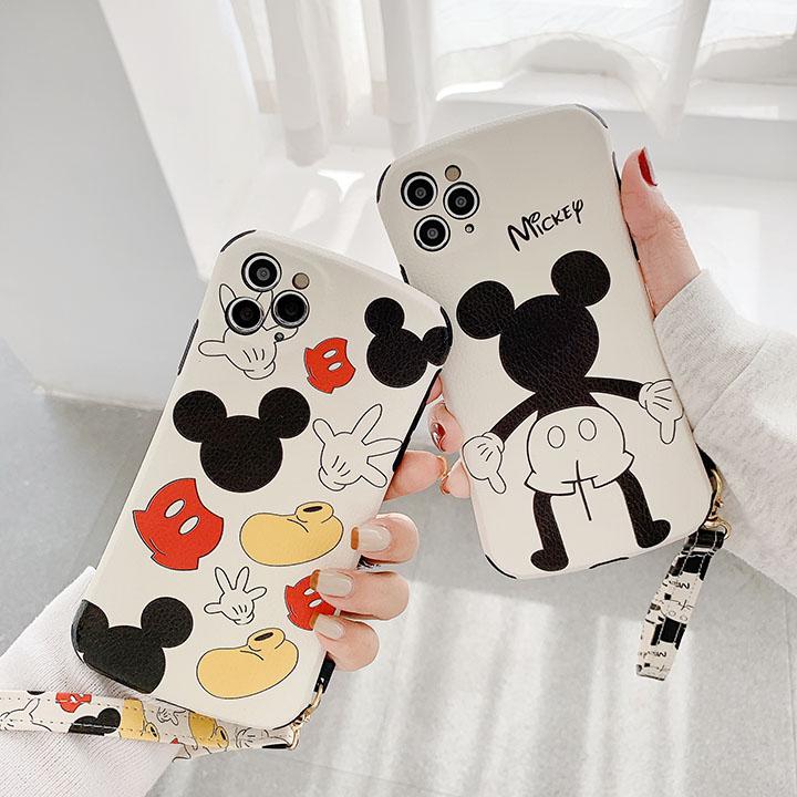 ディズニー ミッキー iphone12携帯ケース