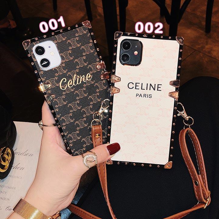 セリーヌ iphone12pro max携帯ケース