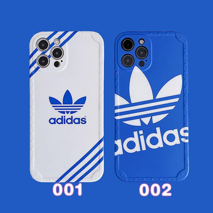 アディダス  iphone12携帯ケース
