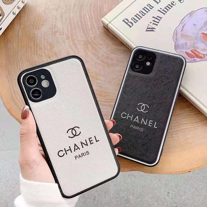 シャネル iphone12miniケース