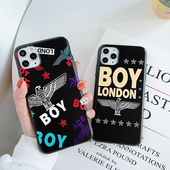 ボーイロンドン iphone12スマホケース
