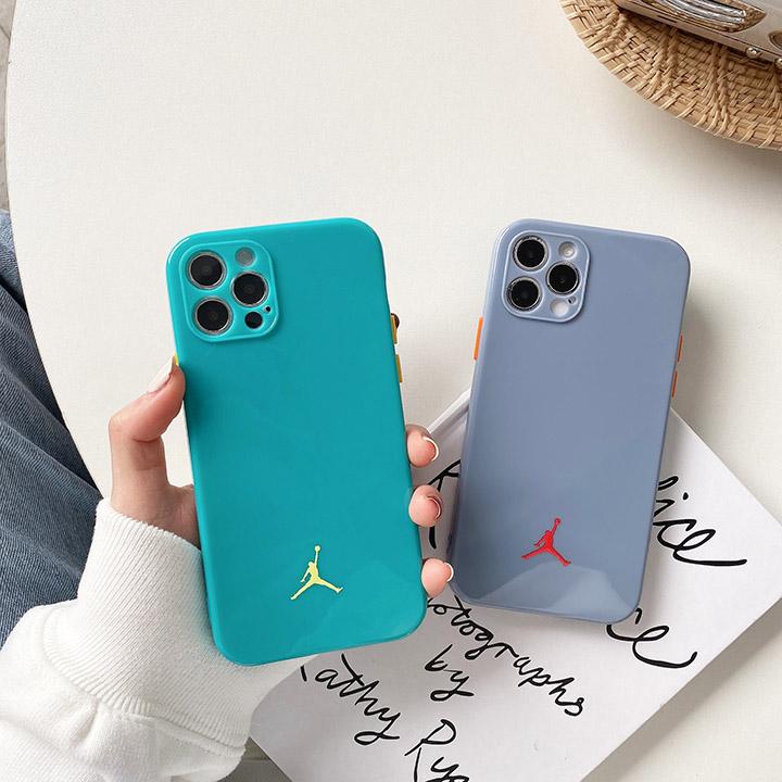 人気 iphone12ケースAir Jordan