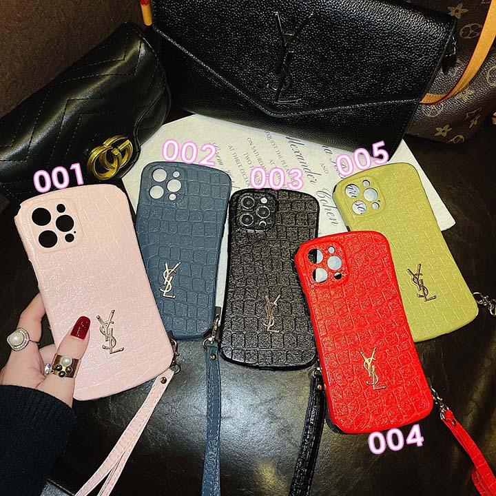 YSL ブランド iphone12携帯ケース