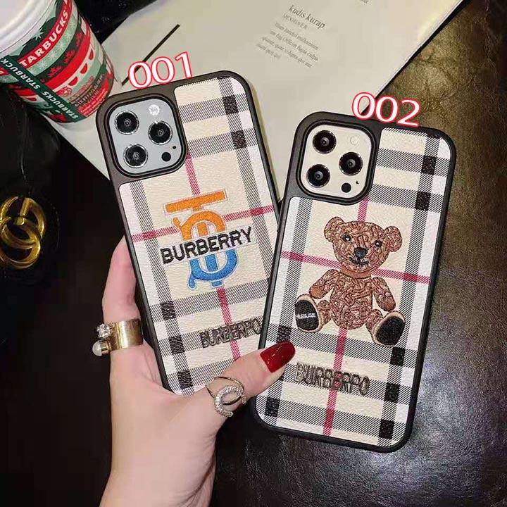 おしゃれ バーバリー iphone12ケース