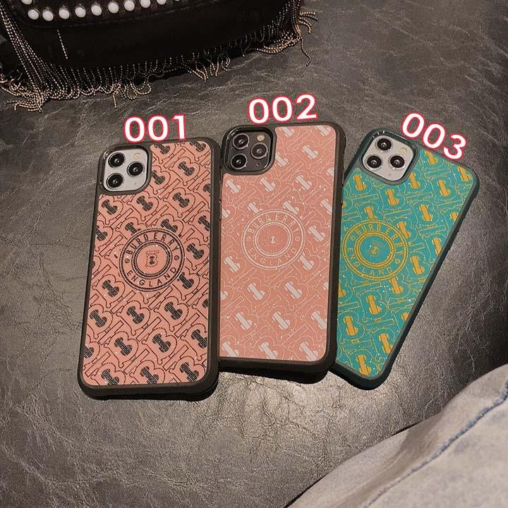 バーバリー iphone12ケース