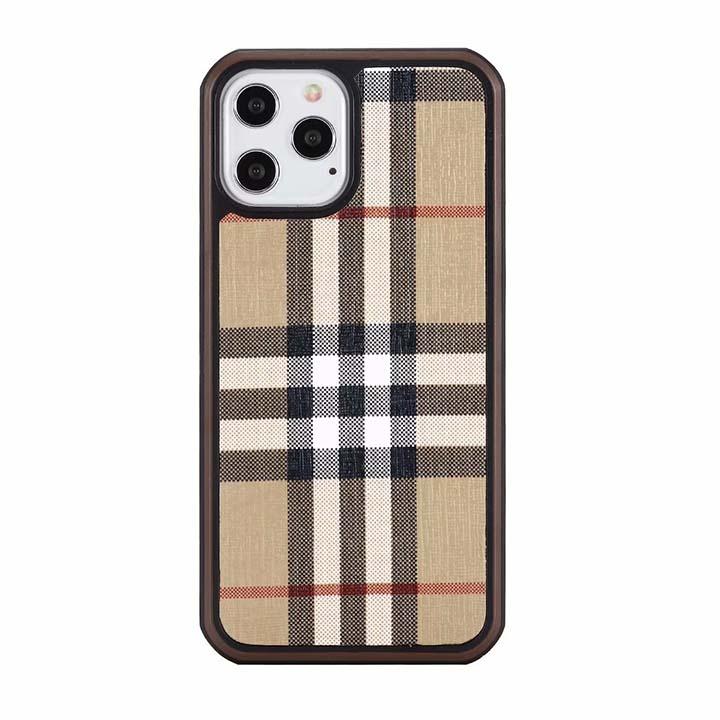 バーバリーカバージャケットiPhone 12