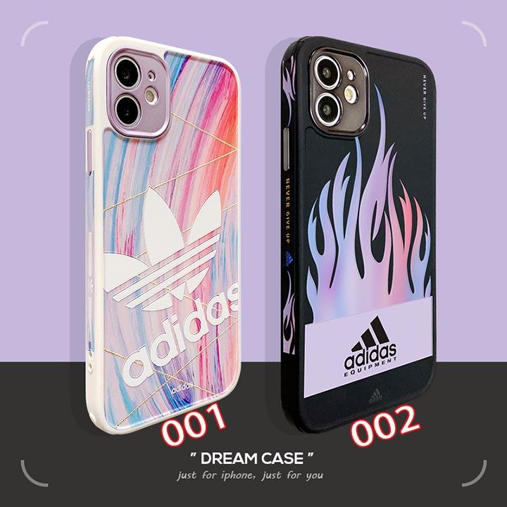 iPhone 12 ブランド Adidas 保護ケース