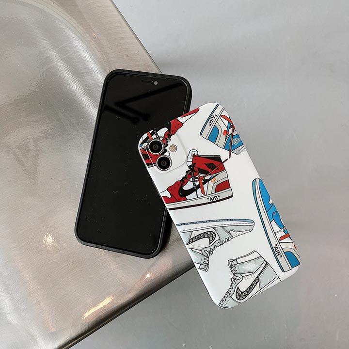 ソフト エアジョーダン アイフォン12ケース