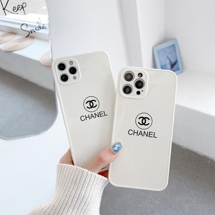 シャネルアイフォン 13 miniソフト携帯ケース