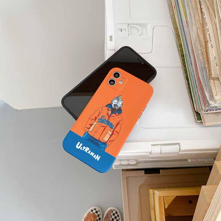 和風iphone13 miniUltraman携帯ケース
