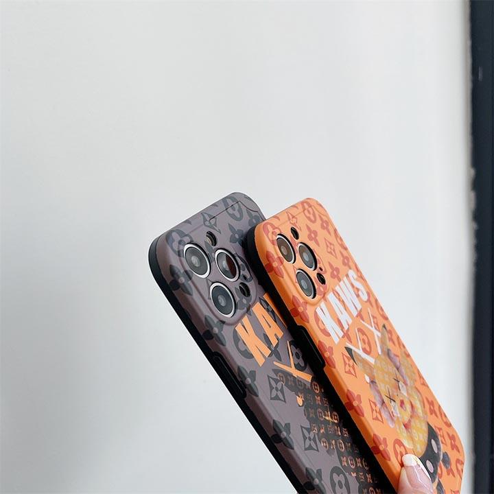 カウズiPhone 11プロマックスゴージャス携帯ケース